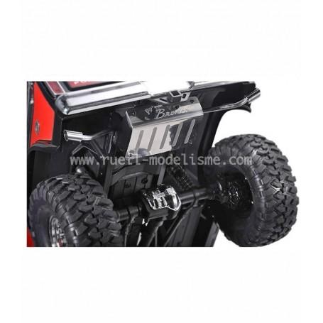 Echappement métal TRX4 Bronco DJC-0445 Team DC