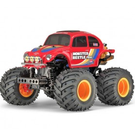 MONSTER BEETLE TRAIL - GF01TR 58672 Tamiya