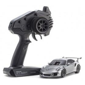 MINI-Z RWD PORSCHE 911 GT3 RS SILVER 32321S Kyosho