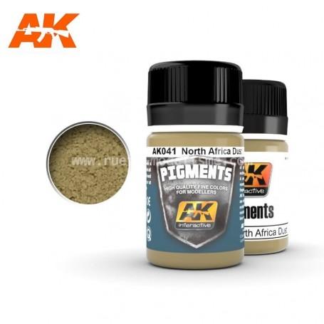 Pigment poussière Afrique du nord AK041 AK INTERACTIVE