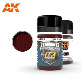 Pigment rouille chenille AK085 AK INTERACTIVE