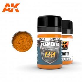 Pigment rouille claire AK044 AK INTERACTIVE