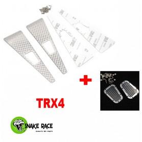 Plaque décor ailes + aérateurs AV TRX4 043 Snake Race