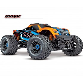 Maxx 4S 4WD Brushless TQi TSM 89076-4 Traxxas