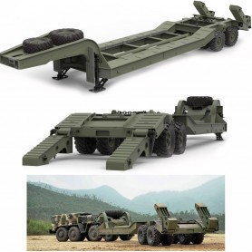 Remorque plateau porte-char T247 Cross RC