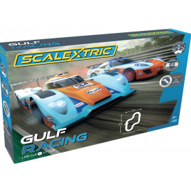 Coffret GULF RACING C1384P Scalextric