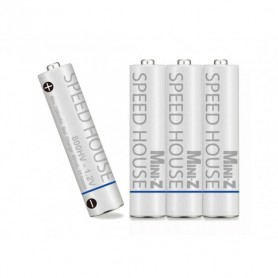 Piles R3 recharg. 1,2V 800HV mah 71998 Kyosho