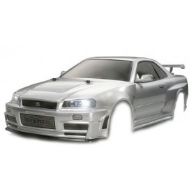 carrosserie-nismo-r34-gt-leds-51246-190mm-tamiya