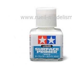 Apprêt liquide blanc 87096 Tamiya
