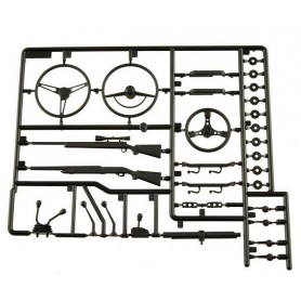 Kit accessoires int. carrosseries AX80037 Axial