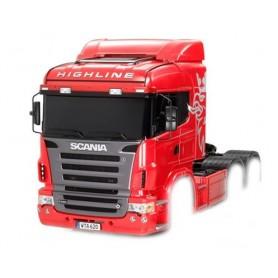 Cabine Scania R620 56514 Tamiya