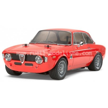 Alfa Romeo Giulia Sprint - M06 58486 Tamiya