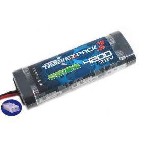 Batterie 7,2V 4200 mah Rocket pack 2 Orion