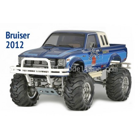 Toyota Bruiser 2012 58519 Tamiya