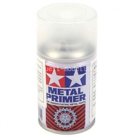 Apprêt transparent  Metal primer 87061 Tamiya