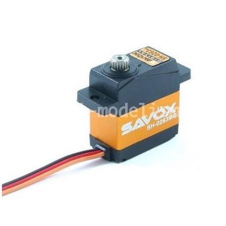 Micro servo digital SH-0263MG SAVÖX