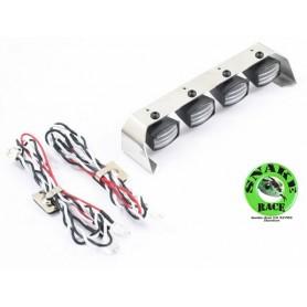 Rampe de phares (4) K9308 Snake Race