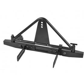 Pare-chocs Ar acier pour SCX10 Z-S0185 RC4WD