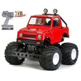 XB Suzuki Jimmy - WR02 57835 Tamiya