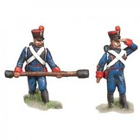 Artilleurs Français 519 Prince August