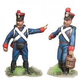 Artilleurs Français 520 Prince August