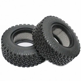 Pneus Dirt Grabber 1.55 Z-T0021 RC4WD