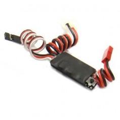 Platine de contrôle de treuil CR01-27B 3Racing