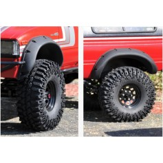 Passages de roues Trail Finder/Hilux Z-S0590 RC4WD