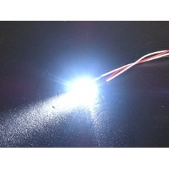 Leds 5mm blanches 3RAC-NLD05/WI 3racing