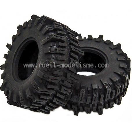Pneus Mud Slinger 2.2 Z-T0097 RC4WD
