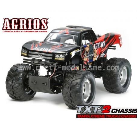 Agrios TXT-2  58549 Tamiya