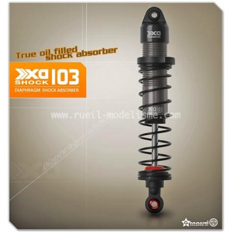 Amortisseurs Diaphragm 103mm GM22007 Gmade