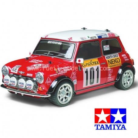 Mini Cooper Monte Carlo M05 58483 Tamiya