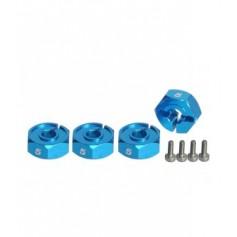 Hexagones de roues 5mm 3RAC-WX125/LB 3racing