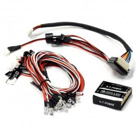 Module animé éclairage Camion C24932 Integy
