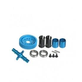 Axe rigide AV pour M05 M05-27/LB 3Racing