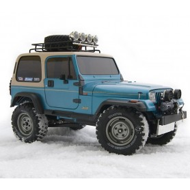 Carrosserie Jeep Wrangler seule 9335171 Tamiya