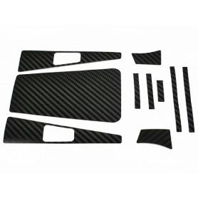 Autocollants carbone D90 80220 Topcad