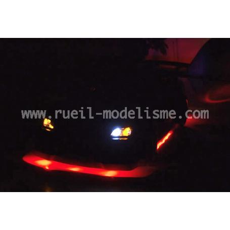 Néons orange RCN204 Varad