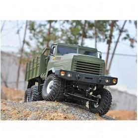 XC6 camion 6x6 Cross