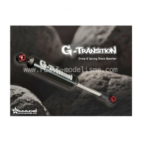Amortisseurs G-transition 90mm GM21107 Gmade