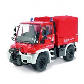 Mercedes Unimog U300 pompiers 500707109 Carson
