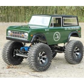 Carrosserie JFord Bronco 1973 1/10e PL3313-60 Proline