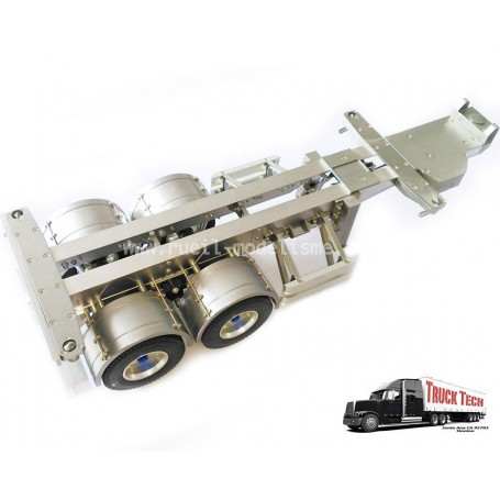 Châssis semi-remorque 1/14e 140417 Truck tech