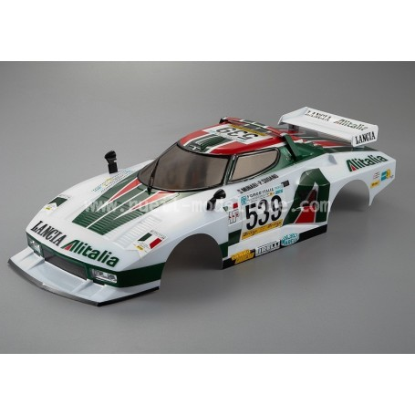 Carrosserie Lancia Stratos peinte 48250 Killer Body