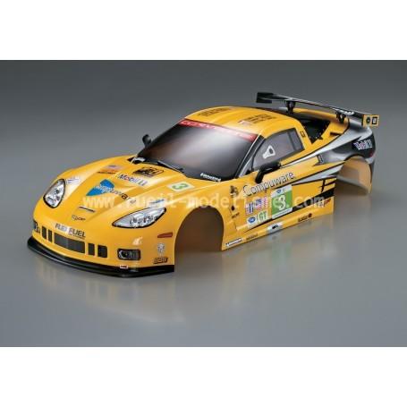 Carrosserie Corvette GT2 peinte 48012 Killer Body