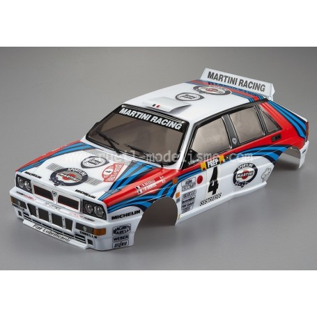 Carrosserie Lancia Delta HF Integrale peinte 48248 Killer Body