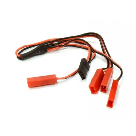Cable alimentation leds C25842 Integy