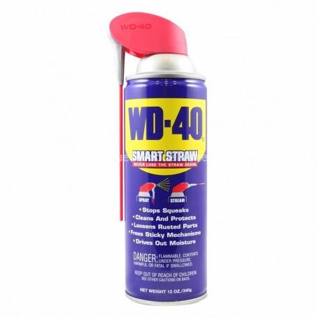 Huile lubrifiante en bombe WD40