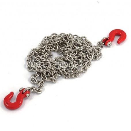 Crochet + chaine de remorquage 762R Snake Race